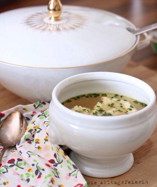 Wochenplan, Speiseplan, Essensplan, Was koche ich heute, Suppe, Suppendienstag, Griesskloesschensuppe, Was koche ich heute? Speiseplan KW 50-18