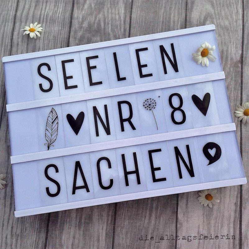 Seelensachen, make dreams happen,