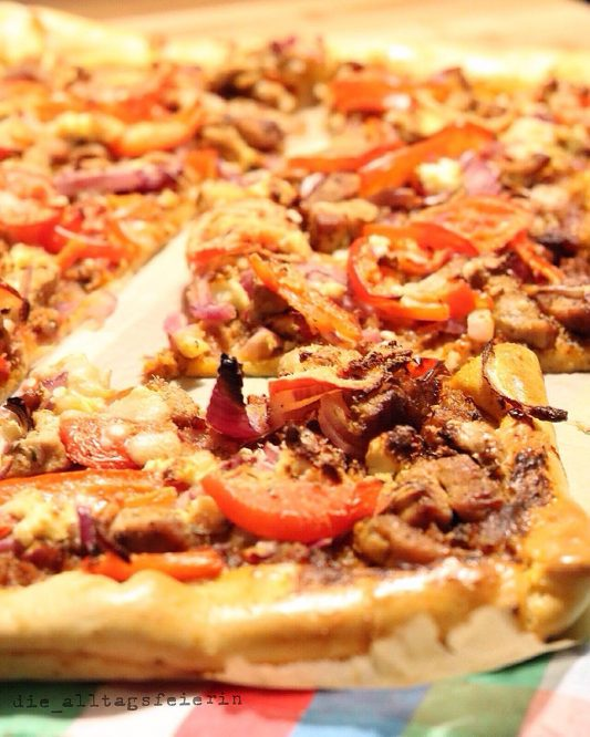 Pizza, Speisplan, Essensplan, Essensplanung, Wochenplan, Freebie Wochenplan, Familienessen, was koche ich heute