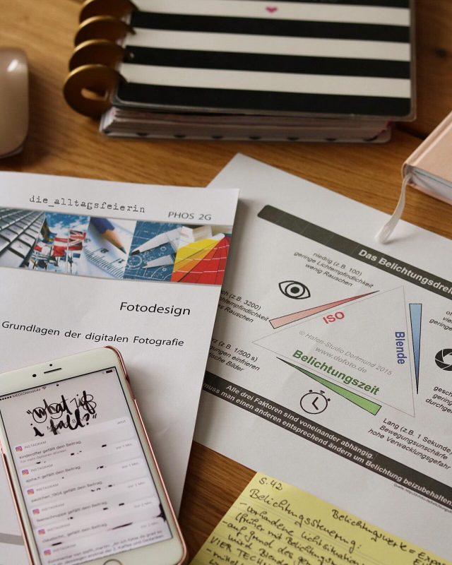 Fernstudium, ILS, Fotografie, lernen, Seelensachen, Organisation, Zeitfenster, Haushalt,