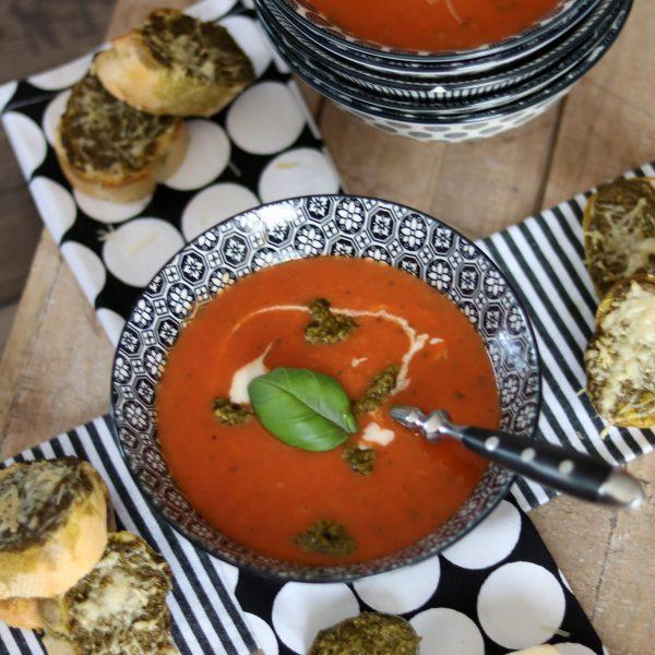 Speiseplan KW 38/18, Wochenplan, Speiseplan, Essensplan, was koche ich heute, Familienküche, Freebie,TomatenZucchiniSuppe-0270