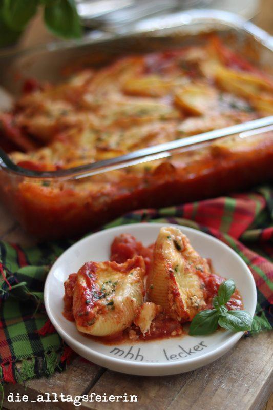 Speiseplan KW 35-19, Essensplan, Freebie, Wochenplan, was koche ich heutePastaglück, gefüllte Nudeln, Ricotta, Basilikum, Parmesan,
