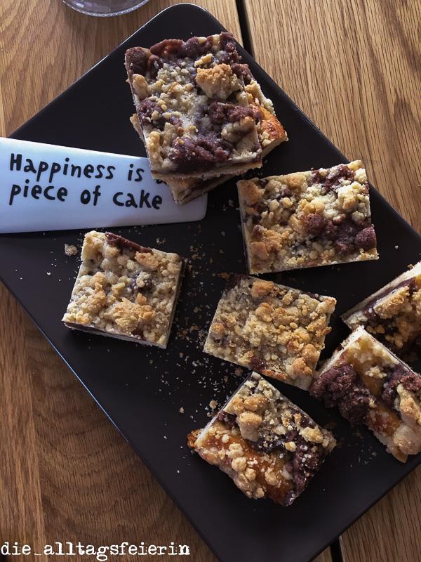 Wochenglückrückblick, Thüringischer Streuselkuchen, Kuchen, backen, Streuselkuchen,