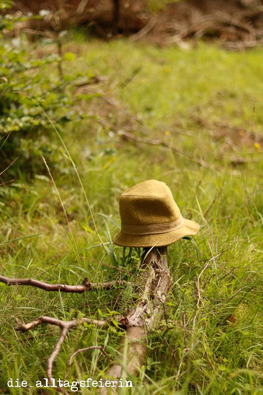 Hochrhöner, Wanderlust, wandern, Wald, Pilz