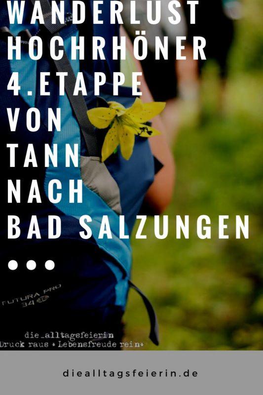 Wanderlust, Hochrhöner, Tann, Dermbach, Gläserberg, Katzenstein, Rhön Paulus