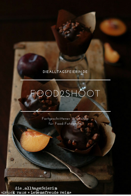 Fotografie, Food-Fotografie, Food-Photography, Food-Fotografie Workshop, Canon EOS 750d, Cinema-Style, Dark & Moody Photography, Dark & Moody, Cupcake, Muffin, Fotoprops, Fotoatelier, ZuckerimSalz, Food2Shoot