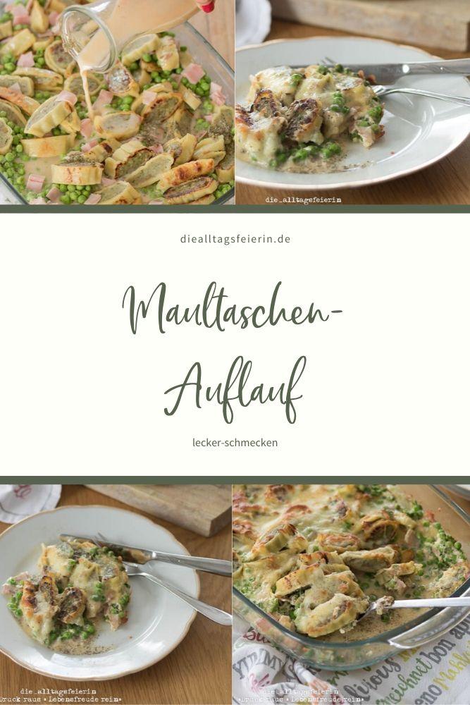 Kochquickie, Maultaschen, Maultaschen-Auflauf, überbackene Maultaschen, Familienessen, ü40 Blogger, diealltagsfeierin.de, Mittagessen, Kochen für Kinder