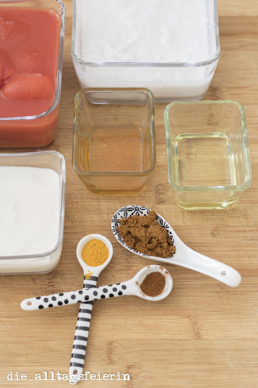 Chicken Tikka Masala,. Gewuerze, indisch kochen, Rezepte fuer die Familie, Familienkueche, Joghurt, Huehnchen, diealltagsfeierin.de, ue40, ue40 Blogger