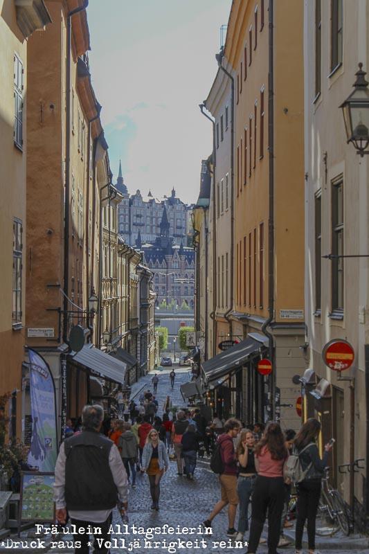 Schweden, Roadtrip durch Schweden, Schwedenreise, Schwedentipps, Campen in Schweden, Uppsala, Stockholm, Goeteborg, Fika, Mittelschweden, Südschweden, Stockholm Gamla Stan