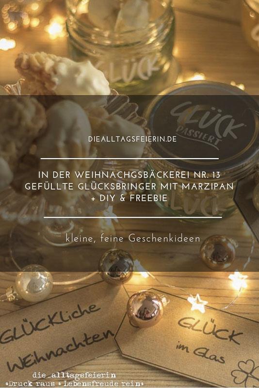 GLUECK, GLUECK-Marmelade, GLUECKsbringer, DIY, Marmelade, Plaetzchen, Weihnachtsbaeckerei, gefuellte Marzipanstangen, gefuellte GLUECKsbringer mit Marzipan, Plaetzchenrezept, Geschenkideen, weihnachtliche Mitbringsel, Freebie, Anhaenger, GLUECK-Zitate, Weihnachtsanhaenger, Freebie Etiketten, Marmelade verschenken, Weihnachten, weihnachtliches DIY, einfaches DIY