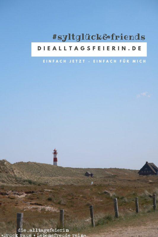 Syltglück, Syltglück & Friends, Einfach jetzt, einfach für mich, Auszeit, Sylt die Insel, Meer, Westerland