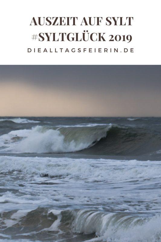 Syltglück, einfach schön, schön einfach, frauen, selbstfürsorge, auszeit, Sylt, tu dir gutes, Strand, Küste, Westerland,, Nordsee