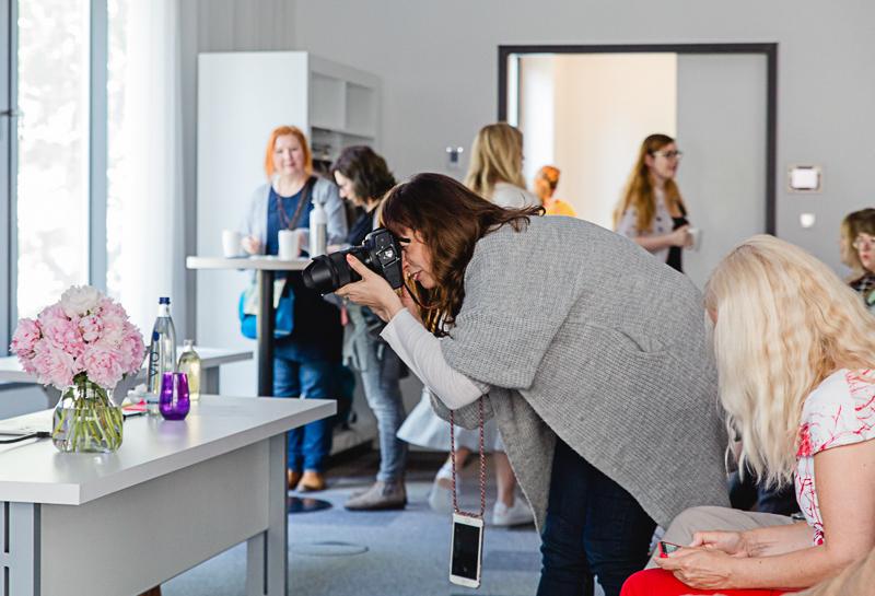 Blogst Barcamp, Bettina Hoechsmann, diealltagsfeierin.de
