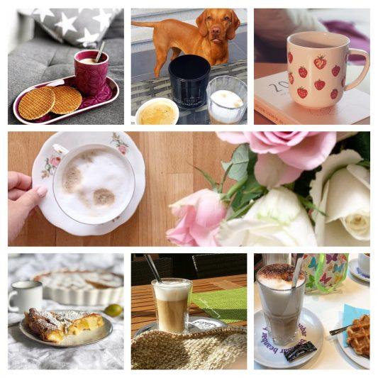 #mykaffeefoto, #meinkaffeefoto, Instagram-Aktion, Wochenglückrückblick, Wochenendfeierei