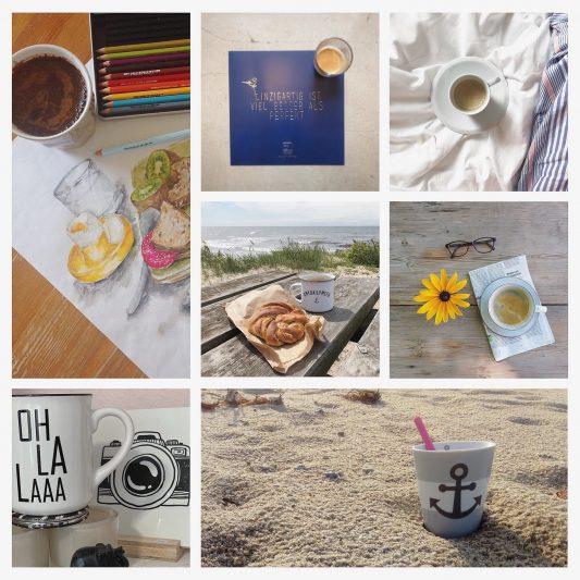 #mykaffeefoto, Speiseplan KW36-19, Wochenplan, Freebie zum Ausdrucken, Was koche ich heute'?, Wochenglückrückblick, Wochenendfeierei