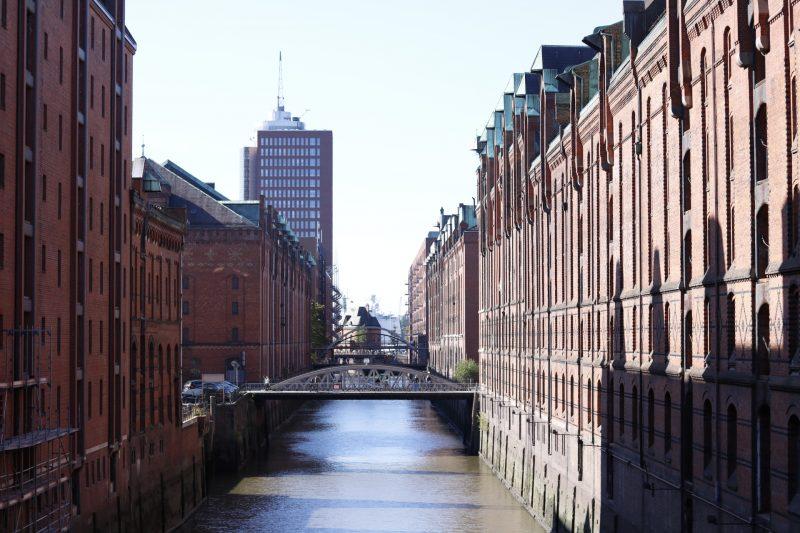 Hamburg, Speicherstadt, HH,