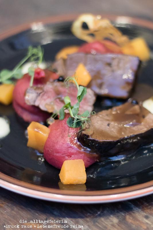 Stellwerk Saulheim, Restaurant Stellwerk, Saulheim, Saulheimer Reh