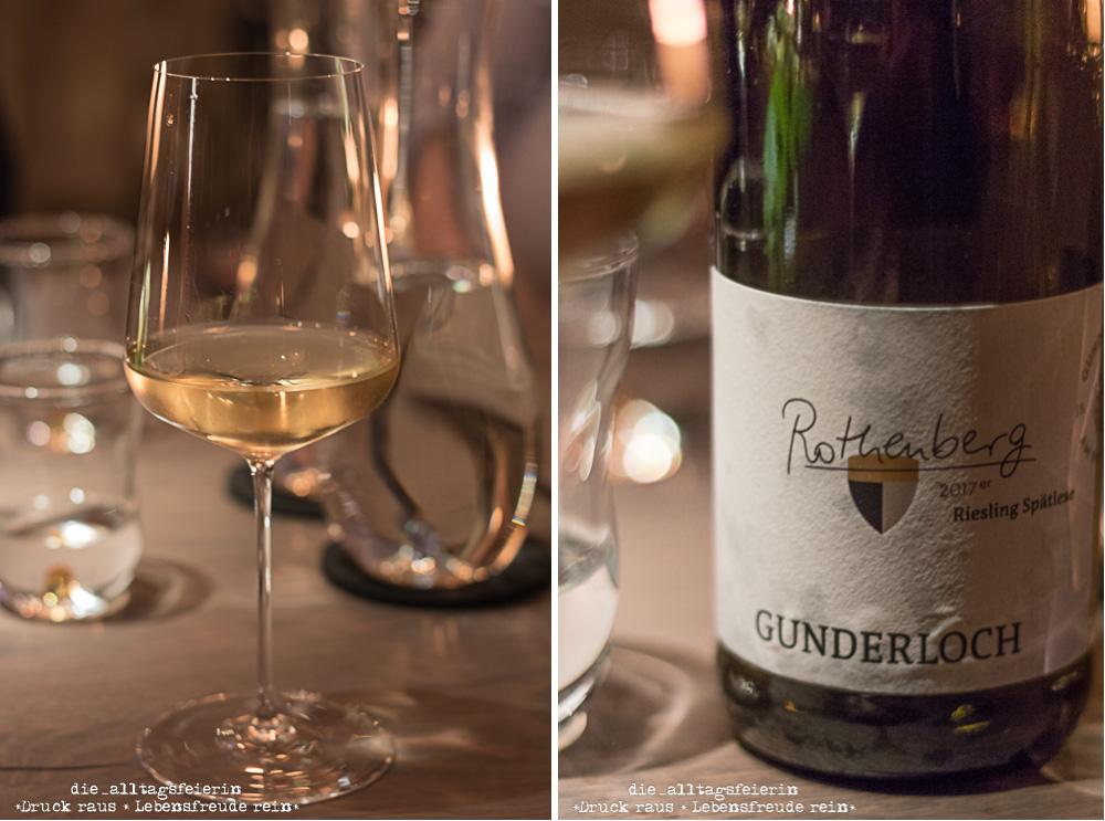 Rheinhessen genießen, Rheinhessenwein e. V., Rothenberg Gunderloch, Wein, Adagio Mainz,