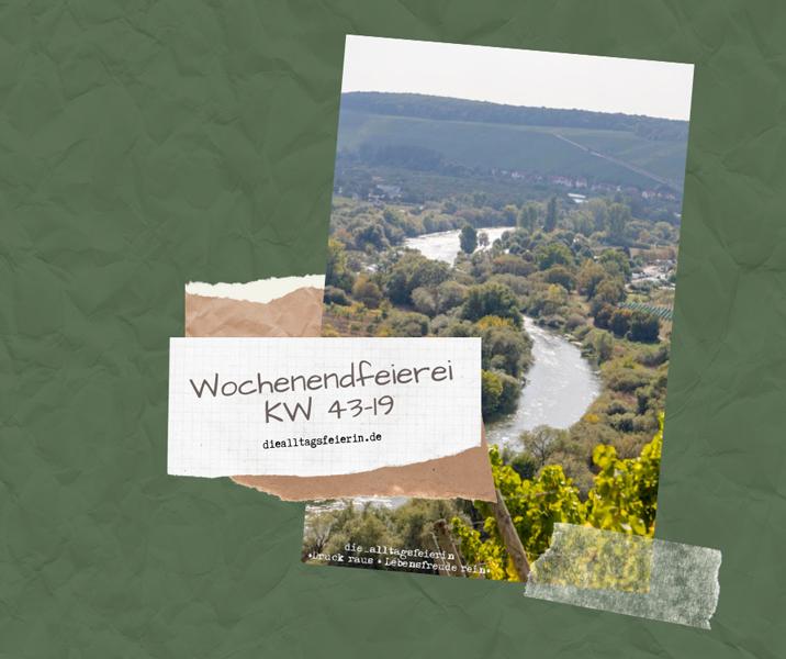 Wochenendfeierei 43-19, Vogelsburg Volkach