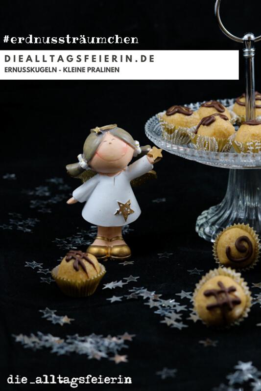 Ernussträumchen, weihnachtliche Plätzchenrezepte und Dessert von diealltagsfeierin.de