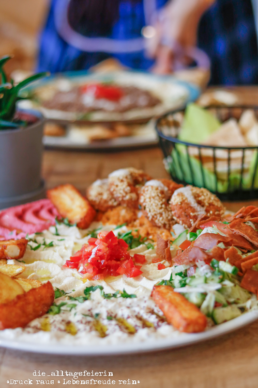Freiburg Syrisch Essengehen