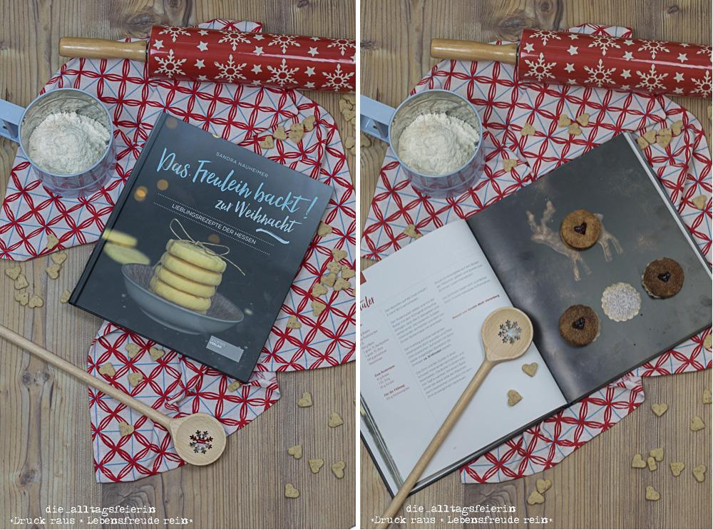 Das Freulein backt! zur Weihnacht, Plätzchenrezepte, Buchrezension