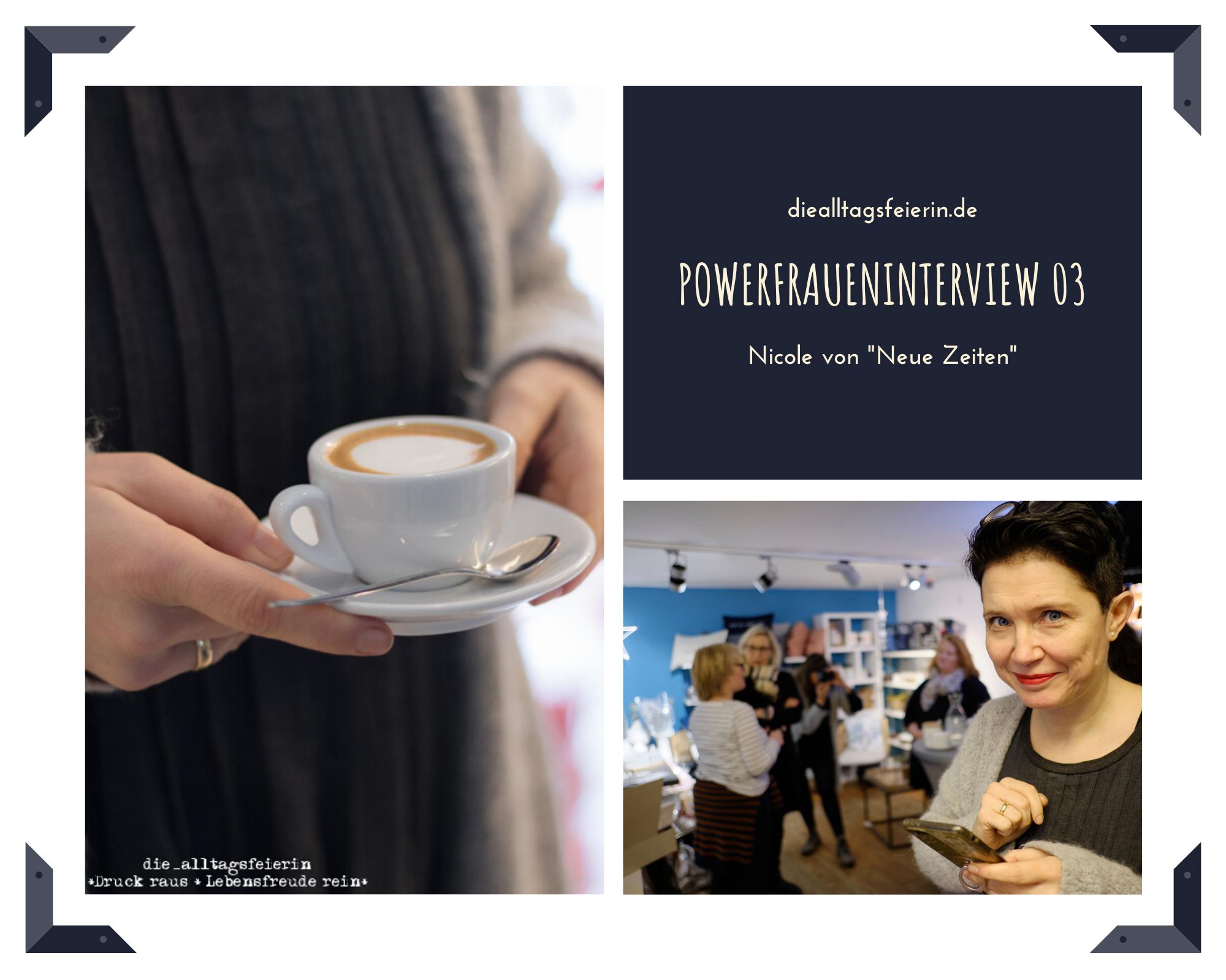 Nicole Kirschner, Neue Zeiten Rheda-Wiedenbrück, Powerfrauen-Interview 03, diealltagsfeierin.de