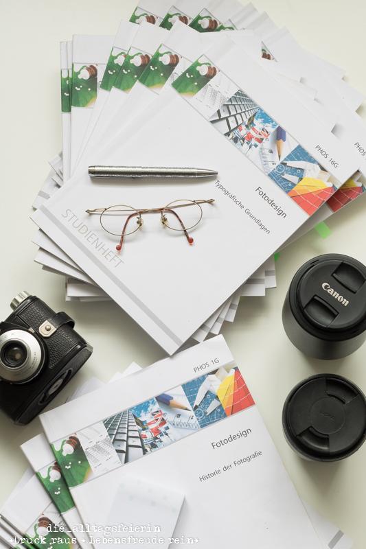 Wochenendfeierei No 02-20 , Fernstudium zur geprüften Fotodesignerin, Hefte zur Bearbeitung von ILS, Fernstudium, Fotodesign, Meine Erfahrungen zum Fernstudium