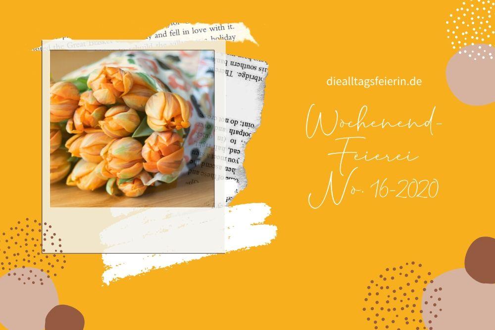 Wochenrückblick No 16-2020 * Wochenendfeierei - Pressekonferenz - Martha schläft und gebackener Feta | die alltagsfeierin | der Lifestyle-, Food-, Fotografie- & Inspirations-Blog aus Würzburg