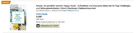 Christin von happyrituals.de