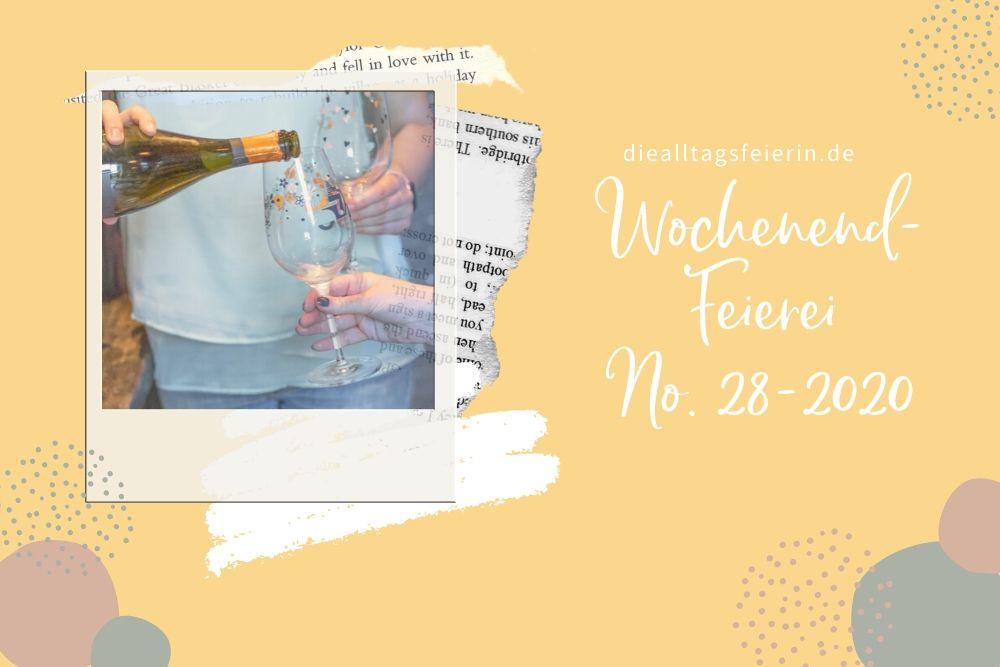 Wochenendfeierei No 27-2020, Würzburg, Beruf Blogger, Hinter den Kulissen