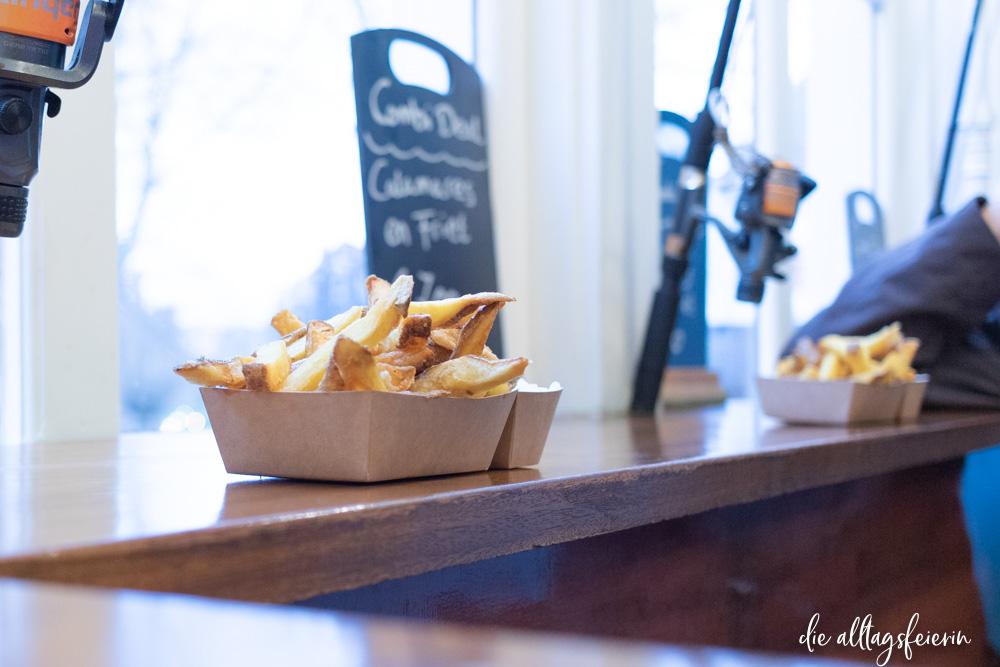 Zeeland, Hooked Zierikzee mit Pommes speciaal