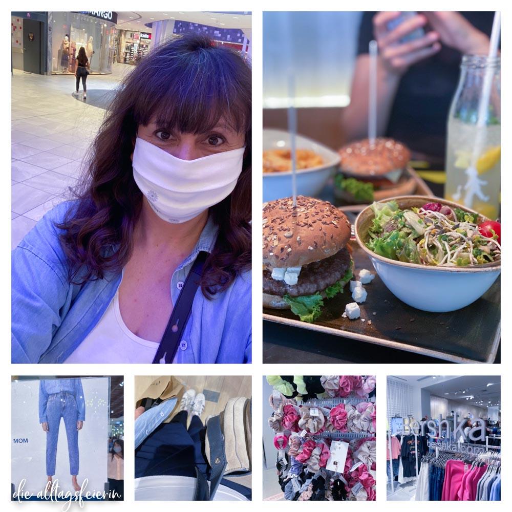 Ausflug nach Stuttgart, Milano, Shopping-Tag, Scrunchies, MOM-Jeans, Wochenrückblick No 37-2020