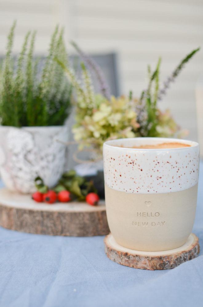 ToLove Bucket-Liste: Kaffee, Ideen für einen festlichen Herbst. Christina von meinpusteblumengarten.de