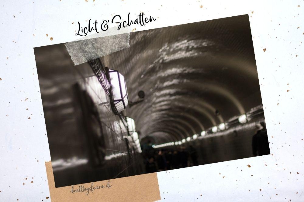 Licht und Schatten das Thema des Newsletters im November auf diealltagsfeierin.de. Wochenrückblick No 44-2020