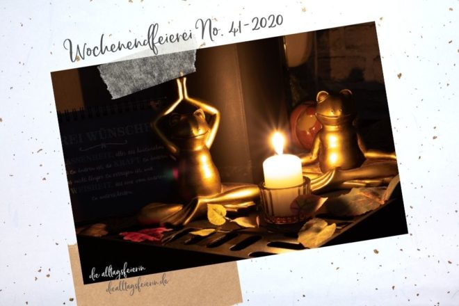 Wochenrückblick No 41-2020