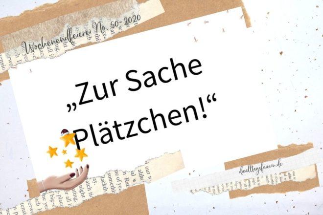 Wochenrückblick No 50-2020,