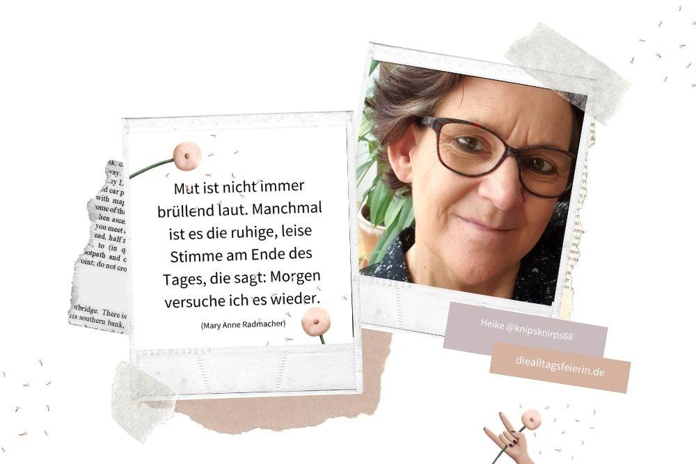 Seelensachen No 45, Thema Hochsensibel, Heike @knipsknirpse