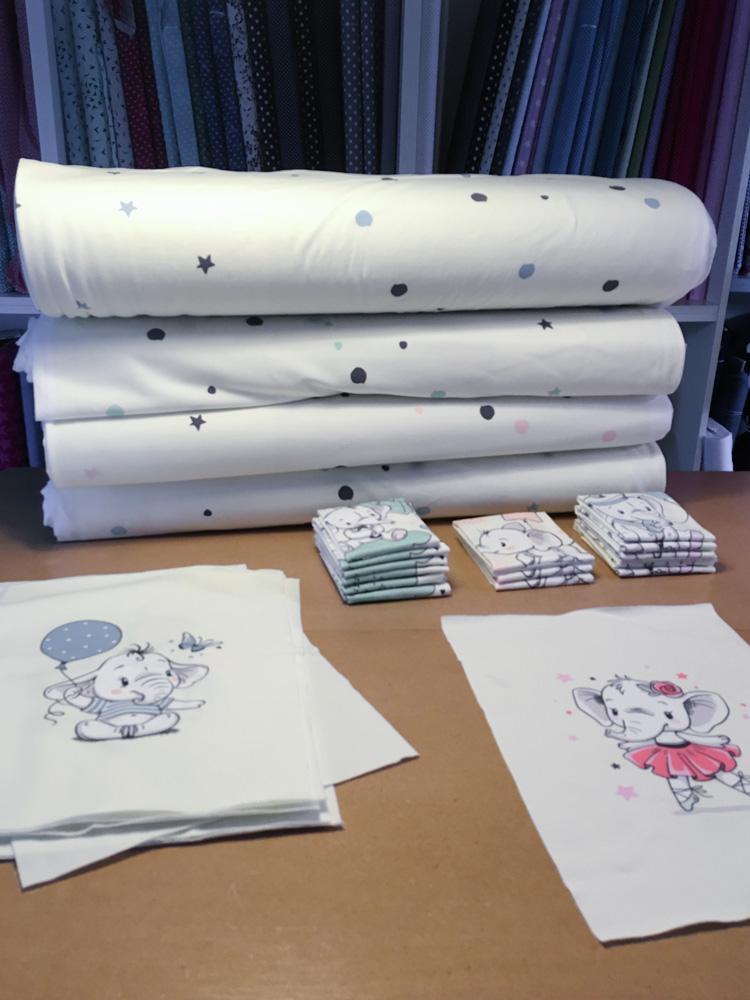 Vorgestellt-Interview auf diealltagsfeierin.de, Produkte von Lauralina's Atelier, Stoffe