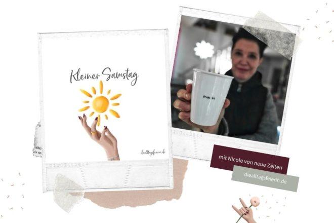 Kleiner Samstag, illördag, Nicole von neue Zeiten aus Rhead-Wiedenbrück teilt ihre 10 Ideen für die Alltagsfeierei