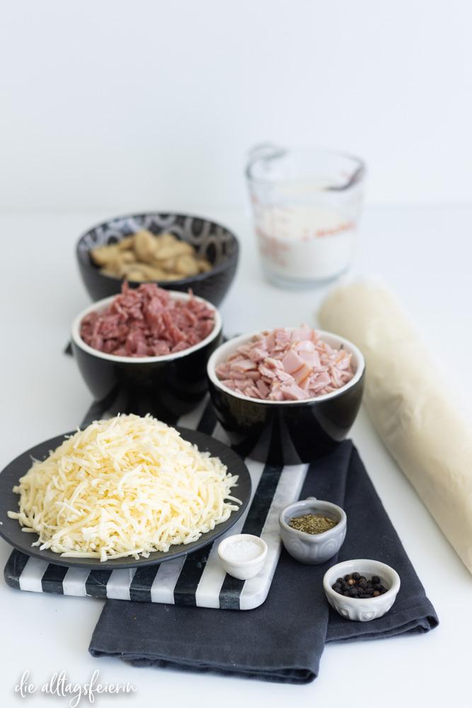 Pizzabrötchen auf die besondere Art - Stromboli 2.0