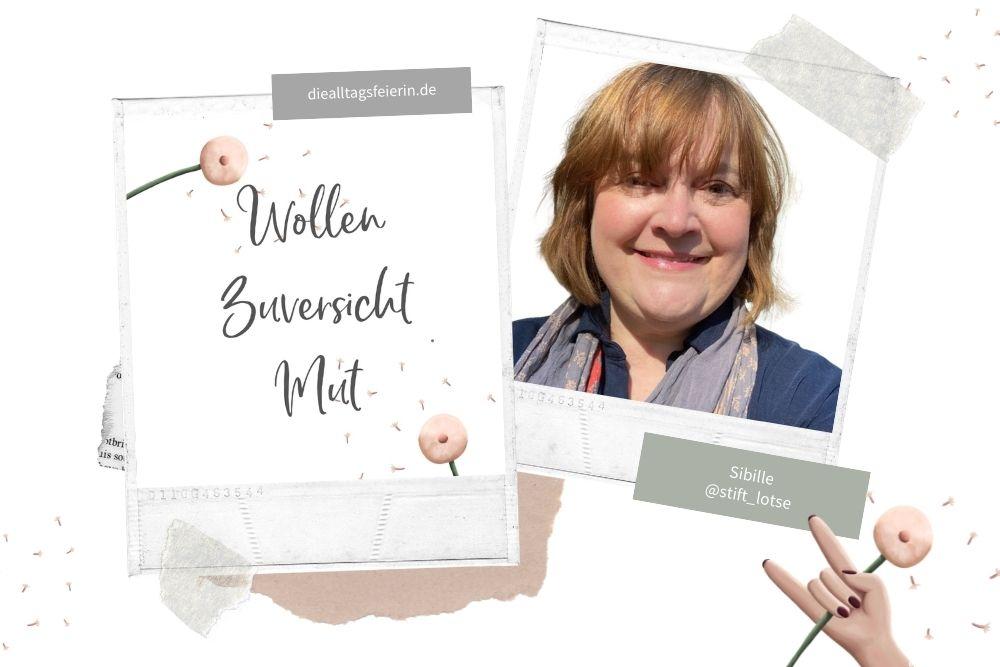Sibille Stiftlotse erzählt von ihrer Auswanderung nach Schweden und wie sie sich ihr weiteres Leben vorstellt