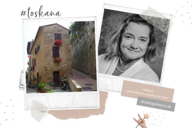 Bettina, Reisebüro Urlaub und Meer, Urlaub in der Toskana