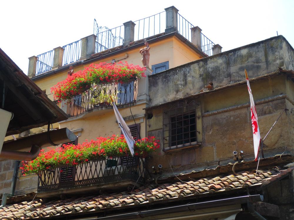 Florenz, Balkongärten