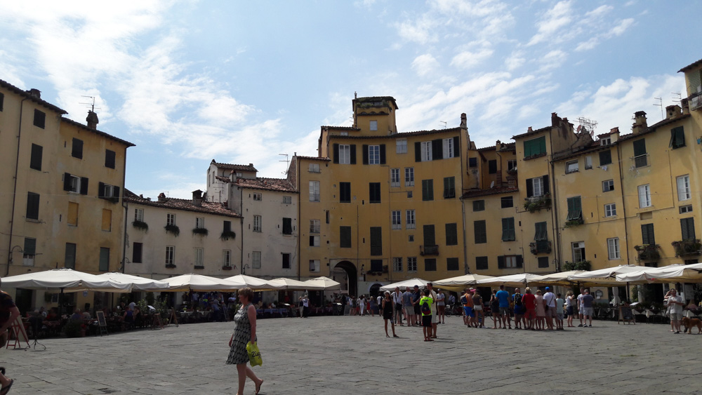Piazzele dell Anfiteatro