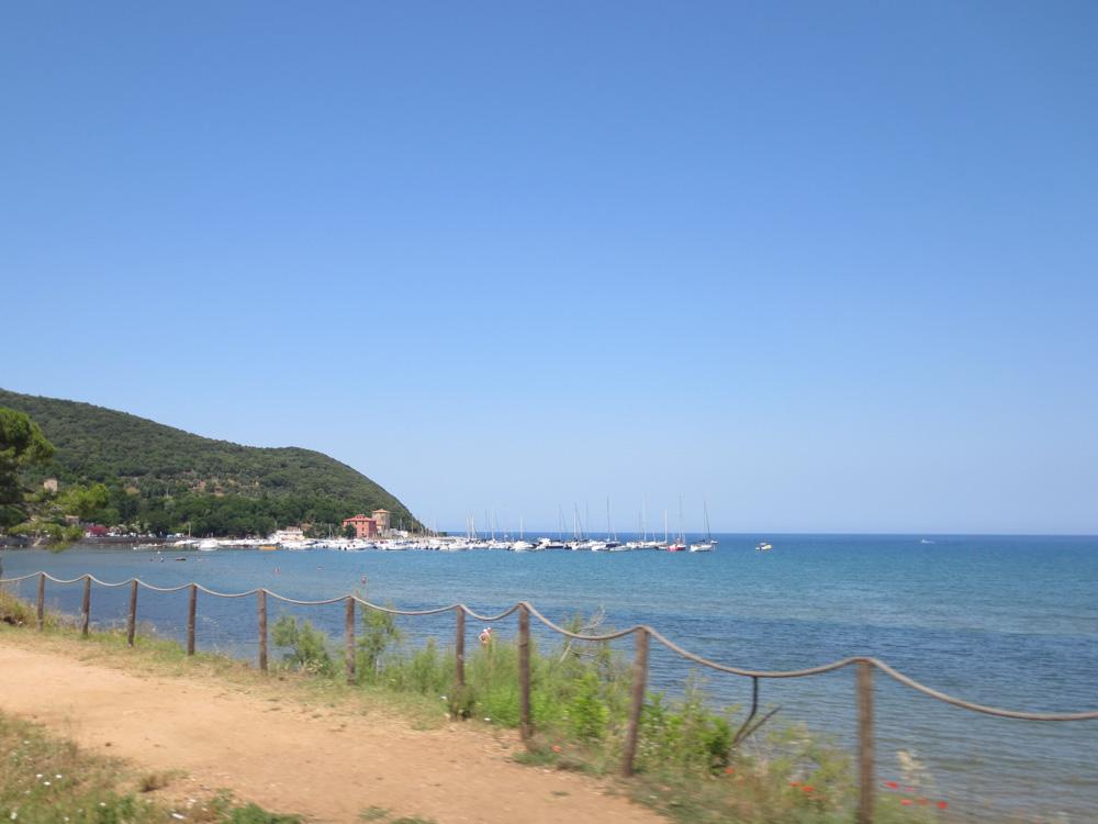 Yachthafen von Baratti, Toskana