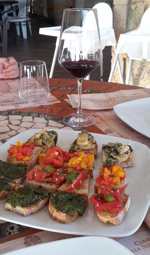 Toskanische Crostini