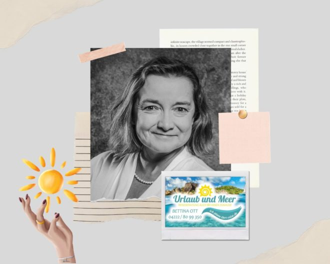 Bettina Ott, Urlaub und Meer, Reiseberaterin