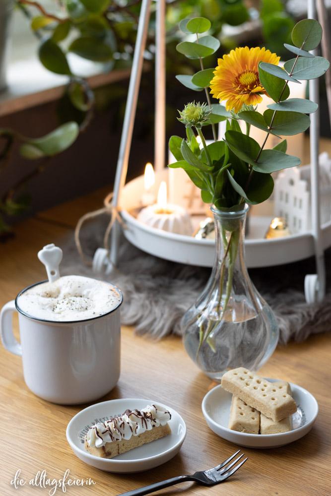 #reisenzuhause, Rezept für schottisches Tiramisu in Riegelform mit Drambui und Shortbread, Schottland für zuhause